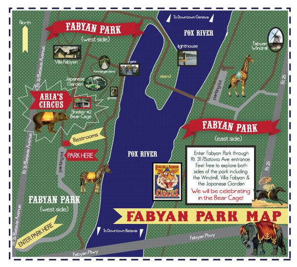 fabyan park map