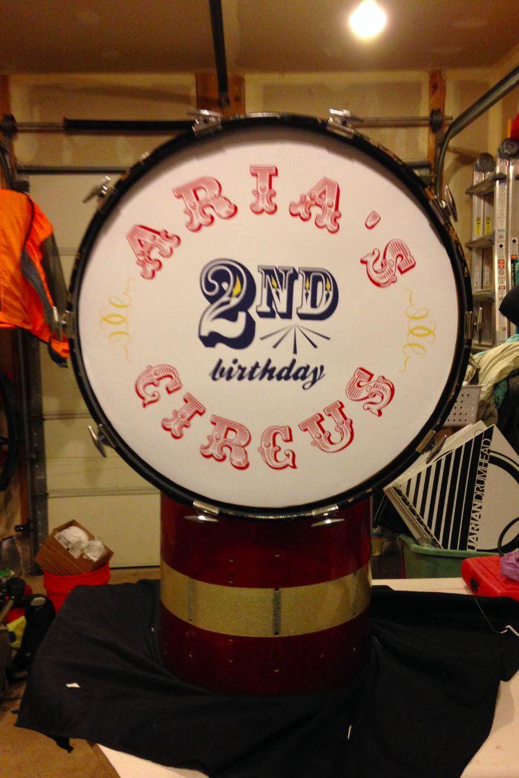circus drum