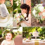 tea party wedding inspiration